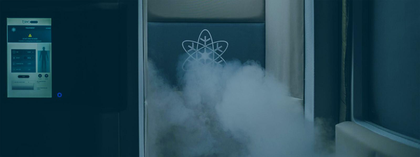cryothérapie corps entier vapeur azote