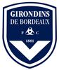 foot football girondins bordeaux logo png
