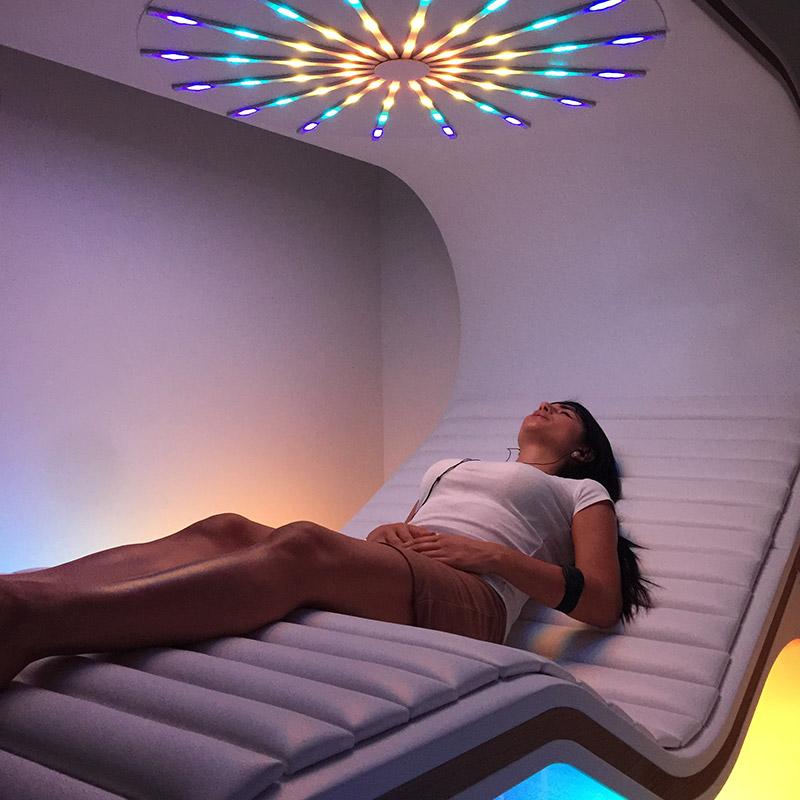 appareil de relaxation Stress chronique Sophrologie surmenage réduction anxiété