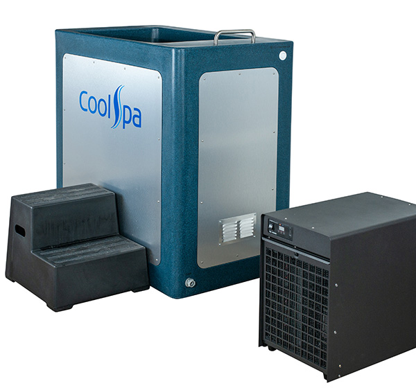 cryothérapie cool spa bain froid individuel