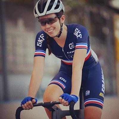 cyclisme-cycliste femme marie le net ambassadeur cryorecup