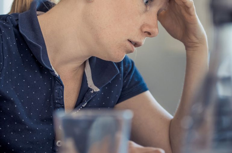 burnout et télétravail stress chronique femme anxiété covid