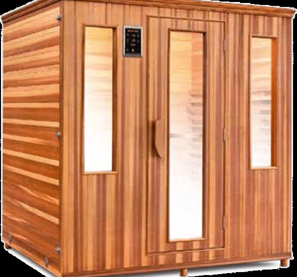 sauna infrarouge health mate centre récupération sportive infrathérapie
