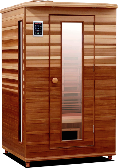 sauna infrarouge health mate