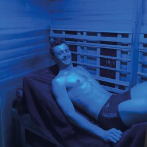Sauna infrarouge Thomas Boudat