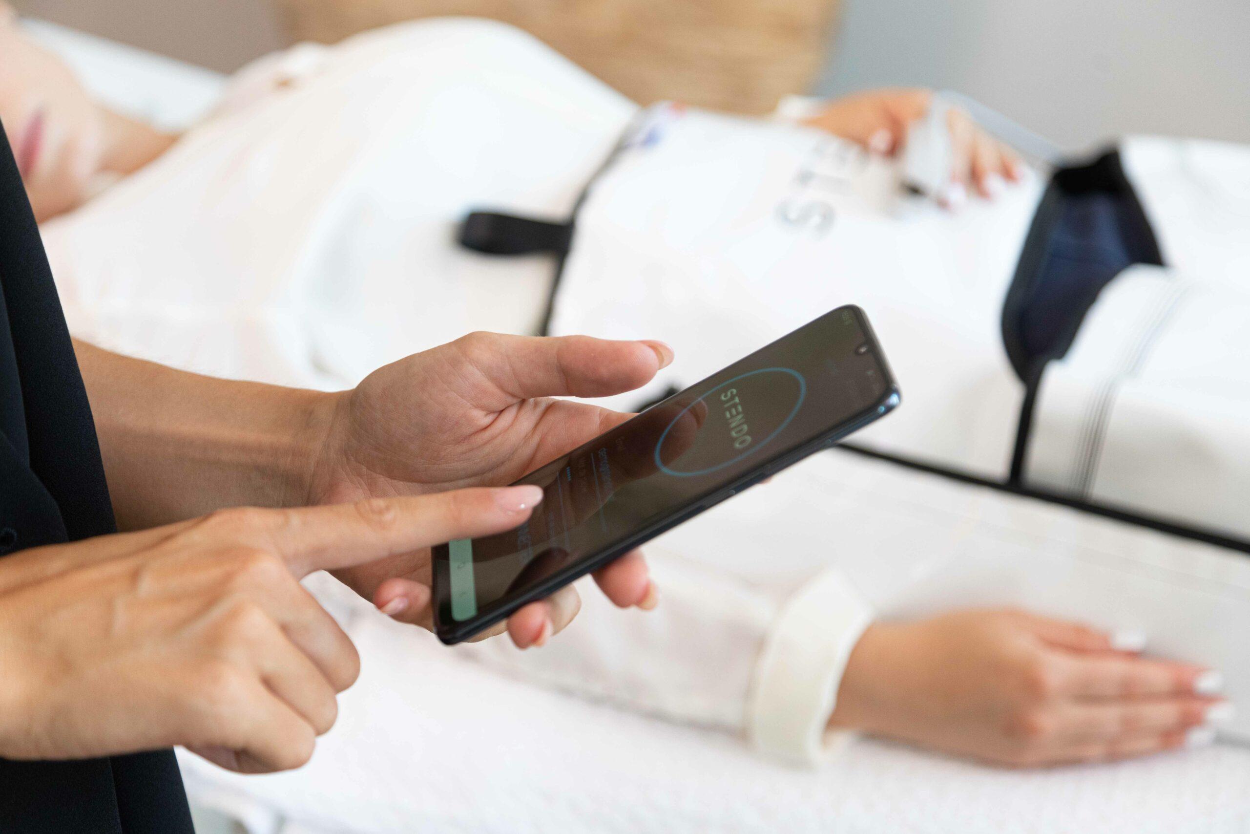 pulsothérapie portable stendo