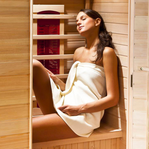 sauna infrarouge vs sauna traditionnel